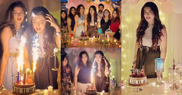 Birthday Party Pictures of Iman Ali Sister Rahma Ali