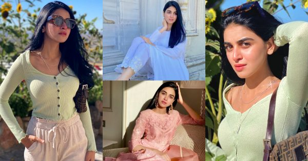 Actress Anmol Baloch Latest Clicks from her Instagram