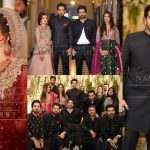 Beautiful Pictures of Humayun Saeed with Wife From His Brother Wedding