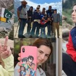 Beautiful Pictures and Videos of Maria.B with Family from Fairy Meadows Pakistan
