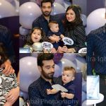 Beautiful Birthday Party Pictures of Faysal Qureshi with Family and Friends