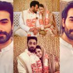 Beautiful Family Photos from Sana Javed and Umair Jaswal Wedding