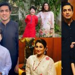 Latest Beautiful Pictures of Iqrar ul Hassan with his Family
