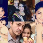 Latest Photos of Actress Madiha Rizvi with her Beautiful Family
