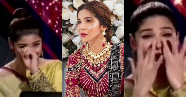 Ayesha Omar Broke into Tears while asked a Question by Waseem Badami