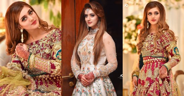 Tik Toker Jannat Mirza Pictures from Cousin Wedding