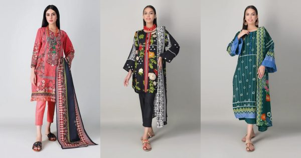 Khaadi Winter Collection 2020