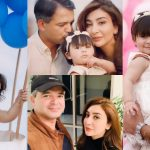 Actress Aisha Khan Daughter Birthday Pictures