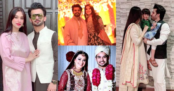 Actor Fahad Sheikh With Family – Beautiful Pictures