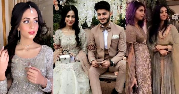 Shahveer Jafry Engagement – Beautiful Pictures And Videos