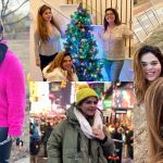 Beautiful Pictures of Ambar Khan with her Daughters