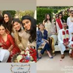 Gorgeous Syra Yousaf Spotted at Wedding of her Friend