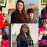 Iqrar ul Hassan Wife Qurat ul Ain Birthday Pictures