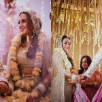 Bollywood Actor Varun Dhawan and Natasha Dalal Wedding Pictures