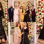 Cast of Drama Pehli Si Mohabbat in Good Morning Pakistan Show