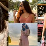 Actress Natalia Awais Latest Beautiful Clicks