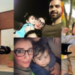 Juanid Khan with his Wife Amna and Kids – Latest Pictures
