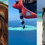 Frieha Altaf and Saqib Malik Enjoying Vacations in Maldives