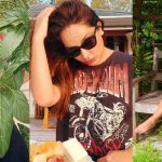Actress Hajra Khan Vacationing In Maldives – Beautiful Clicks