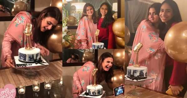 Beautiful Pictures from Hira Mani Birthday With Friends