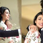 Beautiful Couple Sarah Khan and Falak Shabir – Latest Pictures