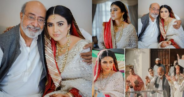 Actor Mohammad Ahmed's Daughter Nikah Pictures