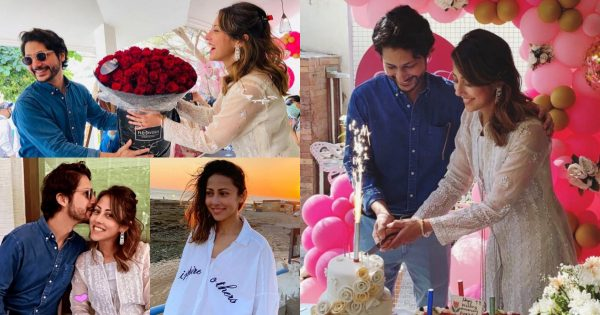 Actress Ainy Jaffri 7th Wedding Anniversary – Beautiful Pictures