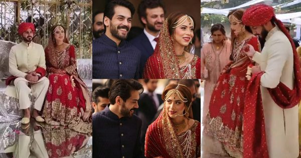Actor Shahbaz Shigri Sister Wedding – Beautiful Pictures