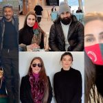 Reema Khan with Turkish Stars in Istanbul – Beautiful Pictures