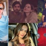 Latest Clicks of Minal Khan with Ahsan Mohsin Ikram