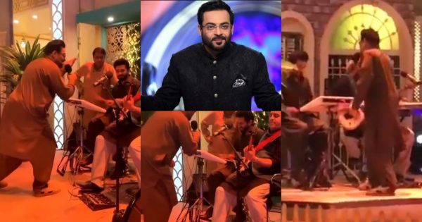 Aamir Liaquat Latest Video Clip from Ramzan Transmission Show Gone Viral