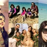 Host Vasay Chaudhary Beautiful Pictures with His Family