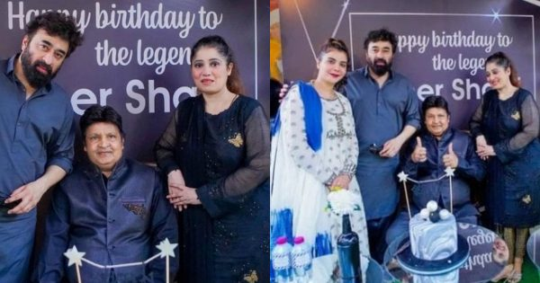 Beautiful Pictures from Birthday Lunch of Umer Shareef