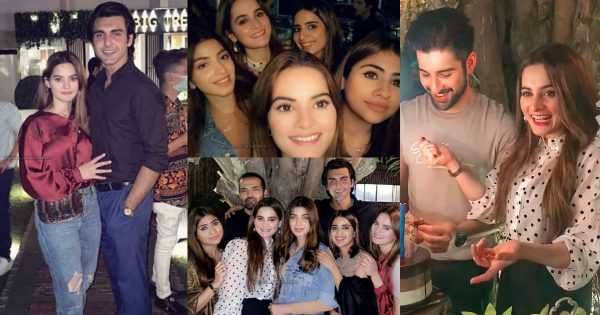 Muneeb Butt Celebrated His Birthday with Friends – Beautiful Pictures