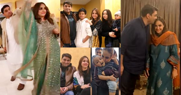 Unseen Pictures and Videos from Nadia Khan Wedding Festivities