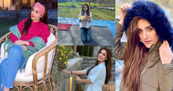Actress Aiza Awan Pictures From Her Gilgit Baltistan Trip