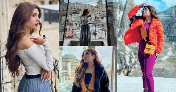 Gorgeous Actress Mahi Baloch in Turkey – Beautiful Pictures