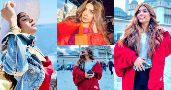Actress Mahi Baloch Latest Pictures from her Turkey Trip