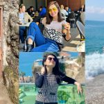 Sumbul Iqbal and Kompal Iqbal Beautiful Pictures from Turkey