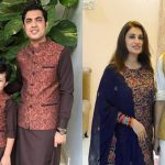 Iqrar-ul-Hassan Eid Pictures With His Two Wives