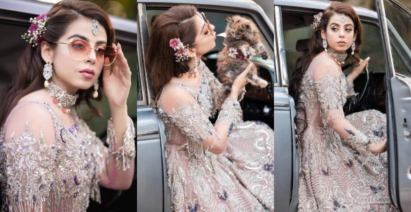 Yashma Gill Looks Gorgeous In Her Latest Bridal Shoot