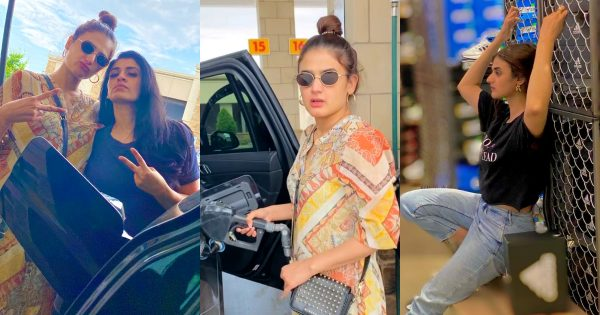 Hira Mani Receives Criticism on her Latest Video from USA