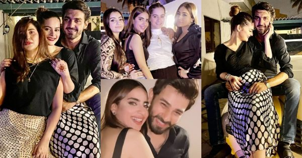 Post Engagement Party of Minal Khan And Ahsan Mohsin