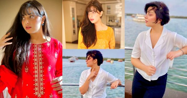 Actress Alizeh Shah Latest Beautiful Clicks from Instagram