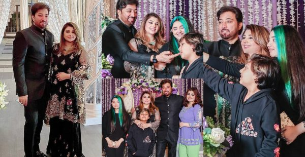 Surprise Birthday Party of Javeria and Saud – Beautiful Pictures