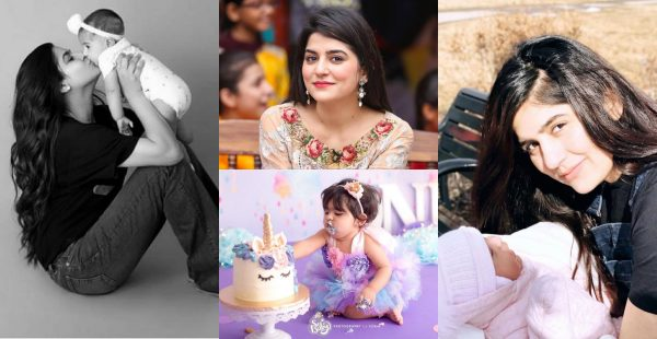 Sanam Baloch With Her Daughter – New Adorable Pictures