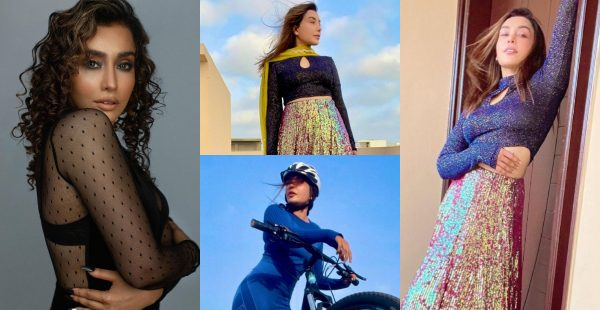 Stylish and Trendy Pictures of Actress Maira Khan