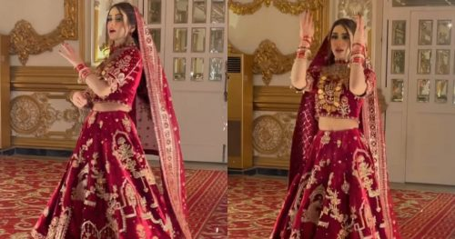 Viral Dance Video Of A Bride's Entry At Her Wedding – Public Reaction