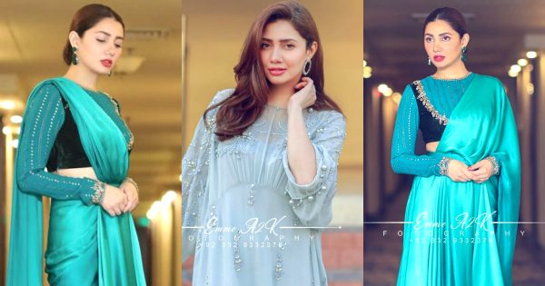 Beautiful Pictures of Mahira Khan From NASFF