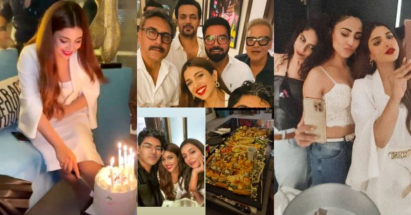 Beautiful Pictures from Birthday Party of Sonya Hussyn